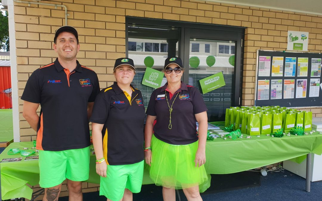 Central Highlands Goes Green