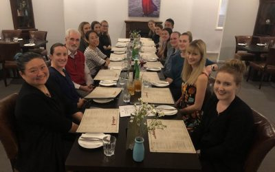 Dinner and a Chat: Emerald Student Networking Event